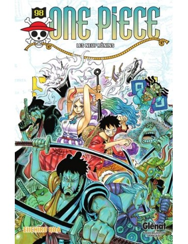 One Piece  - Edition Originale - Tome 98